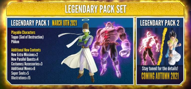 Dragon Ball Xenoverse 2 présente le deuxième personnage de son Legendary Pack 2