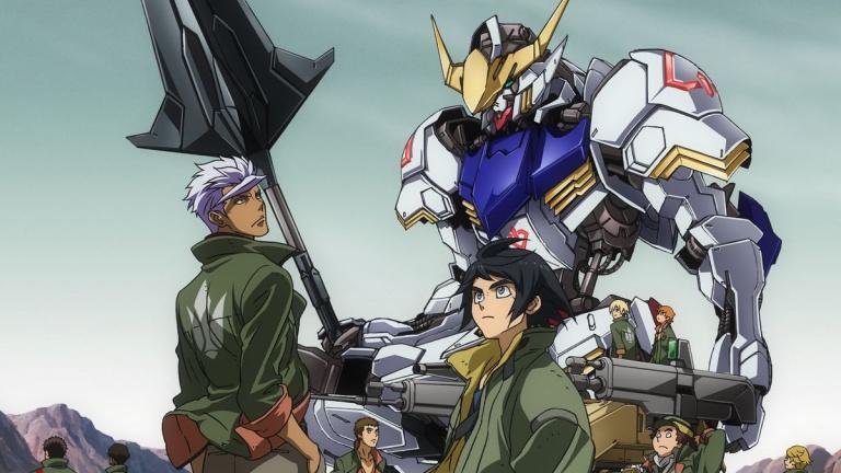 La série Gundam : Iron-Blooded Orphans s'offre une compilation spéciale
