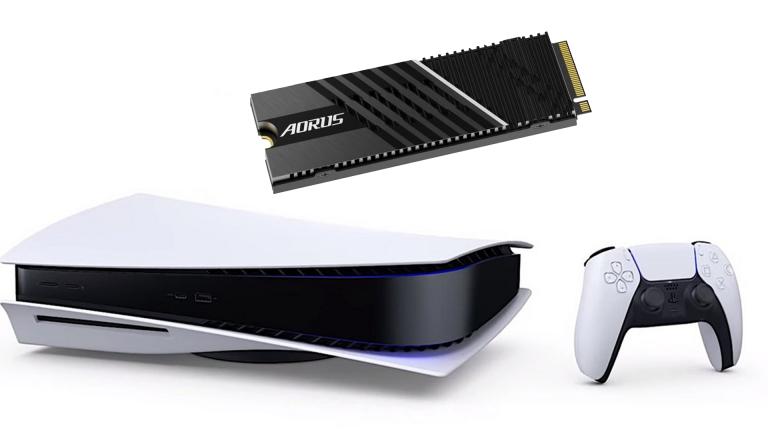 Extension stockage PS5 : voici le meilleur SSD suite à la mise à jour