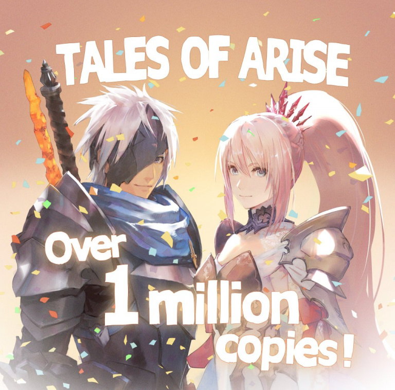 Tales of Arise : les ventes franchissent (déjà) un cap symbolique !