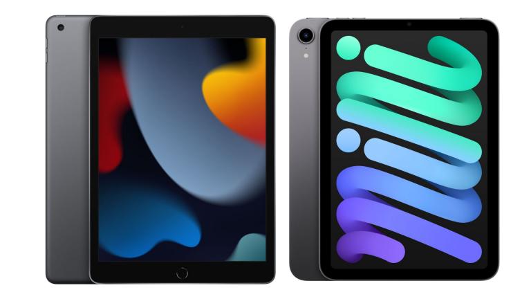 Les nouveaux iPad 9 et iPad Mini de 2021 : caractéristiques et précommandes