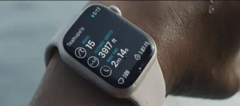 Apple Watch Series 7 : tout ce qu'il faut savoir sur la montre connectée d'Apple