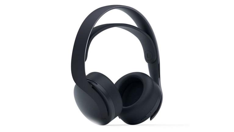 PS5 : le casque Pulse 3D Midnight Black en précommande