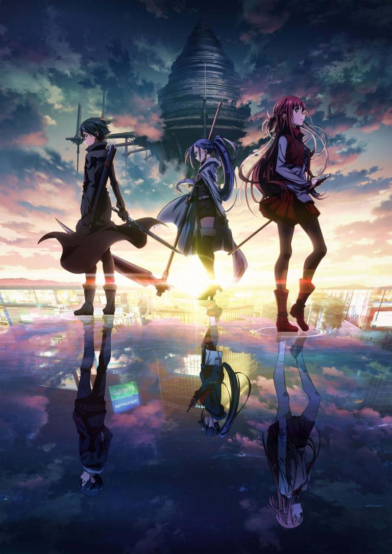 Sword Art Online Movie : Progressive - Aria of a Starless Night, le trailer montre la relation d'Asuna et Mito