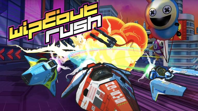 WipEout Rush : la saga boude la PS5 et s'offre un retour surprise qui risque de déstabiliser les fans