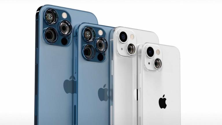 iPhone 13, 13 Mini, 13 Pro, 13 Pro Max : comparatif des caractéristiques et précommandes