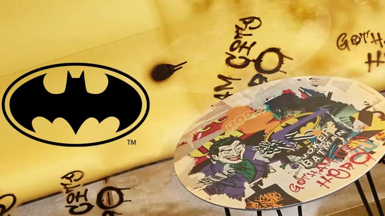 Batman de retour dans une nouvelle collection