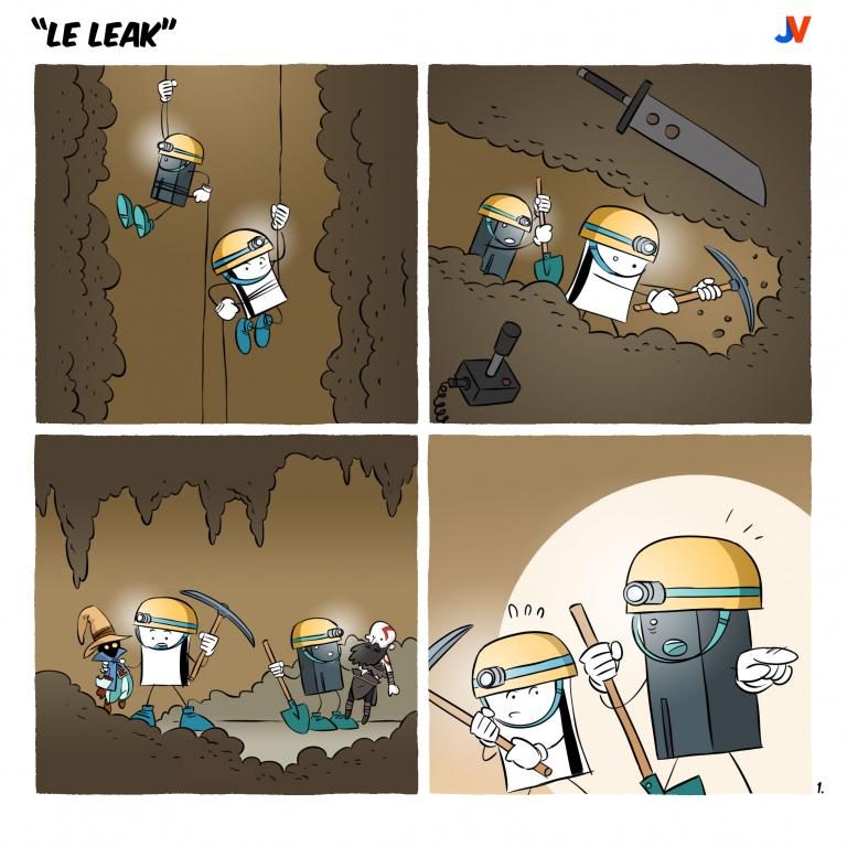 LaPetitePelle dessine JV - N°399