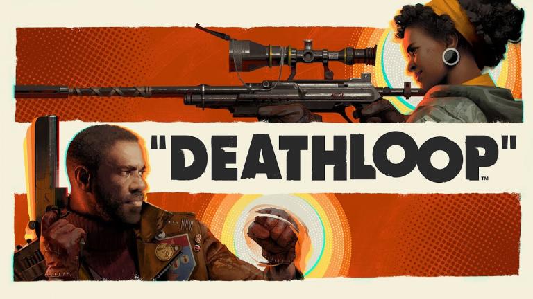 Le jeu PS5 du moment, Deathloop en édition deluxe, en réduction de prix