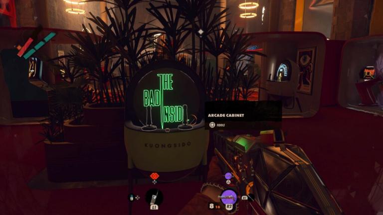 Deathloop, easter eggs : tous les clins d'œil à des jeux Bethesda... parfois pas encore sortis !