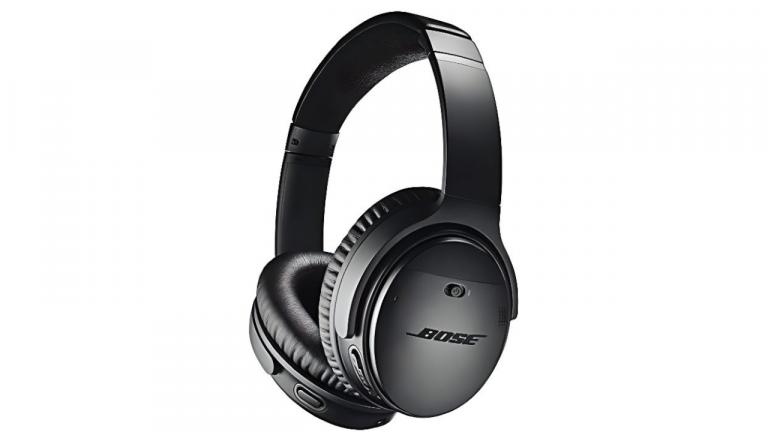 Le casque Bluetooth Bose QuietComfort 35 II en promo