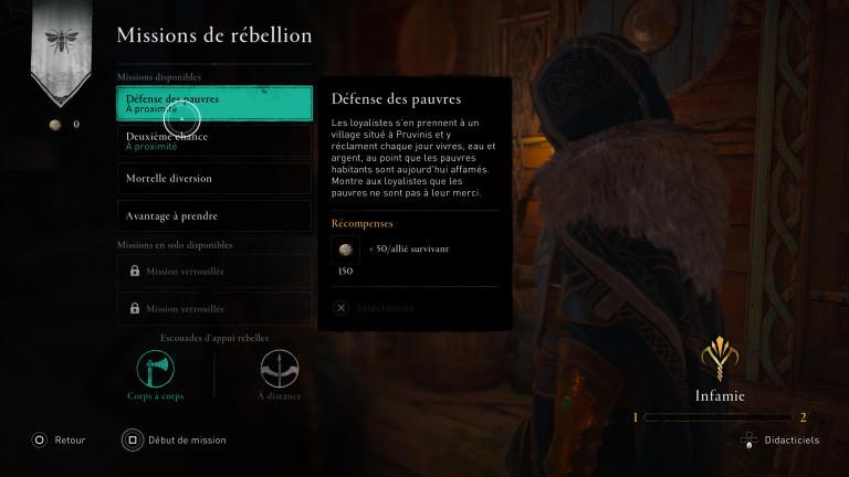 Vive la Rébellion