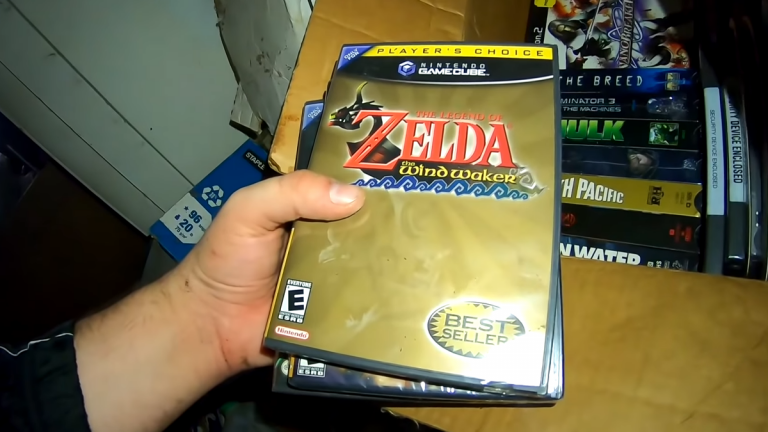 Des Youtubers récoltent pour 100 000$ de jeux vidéo dans une maison abandonnée