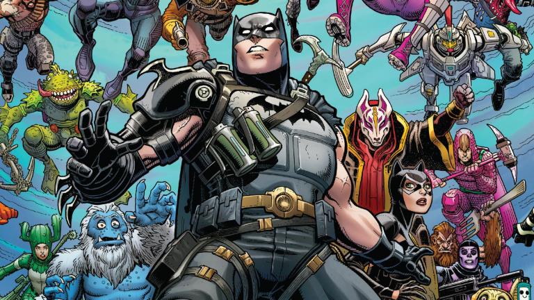 Batman Fortnite Point Zéro : Ce comics improbable est-il une bonne surprise ?
