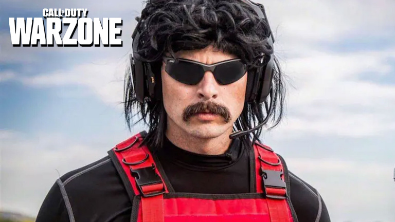 CoD Warzone: Dr Disrespect threatens to quit the battle royale