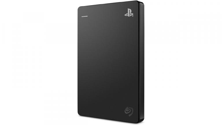 Le disque dur externe Seagate officiel PS4 et PS5 à prix cassé