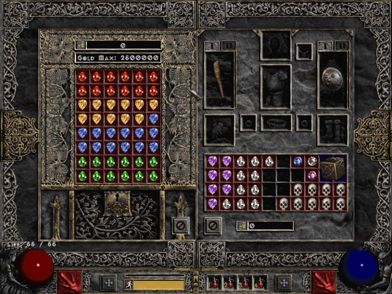 Diablo II Resurrected : gemmes et joyaux, notre guide