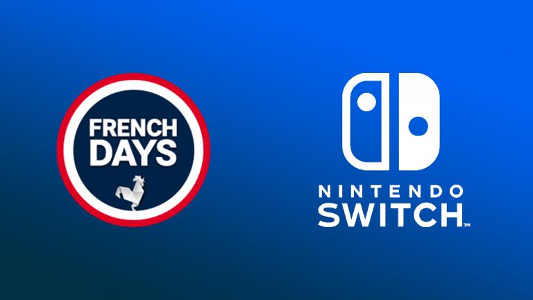 French Days Nintendo Switch : Les meilleures offres consoles, jeux, manettes...
