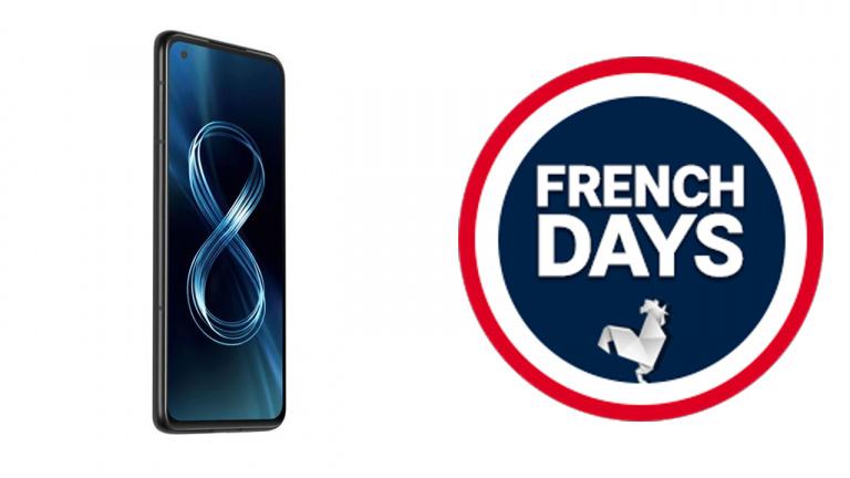 French Days 2021 : Grosse promo sur le Smartphone 5G ASUS Zenfone 8 de 256 Go