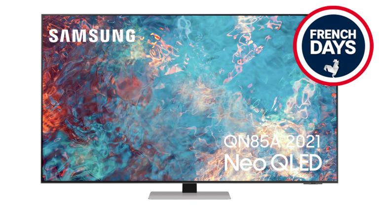 French Days Samsung : La nouvelle TV 4K Neo QLED déjà en promo !