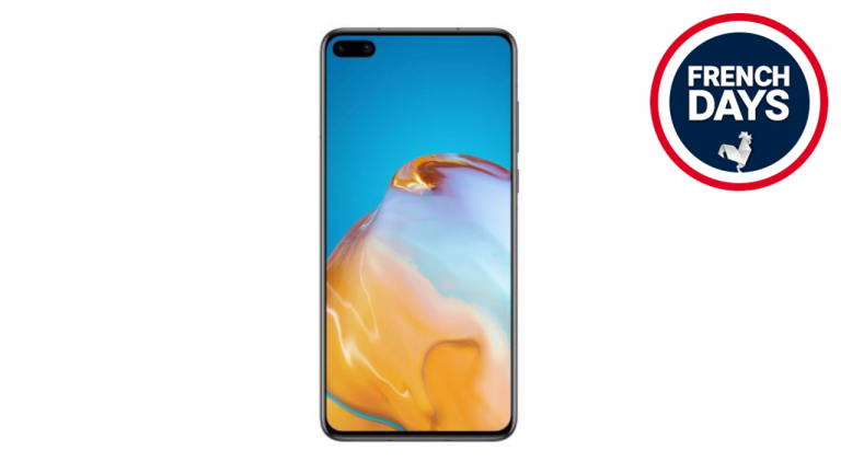 French Days : ce smartphone 5G Huawei passe à moins de 400€