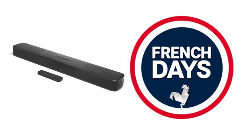 French Days : La barre de son Bluetooth et Dolby Atmos de JBL en promotion