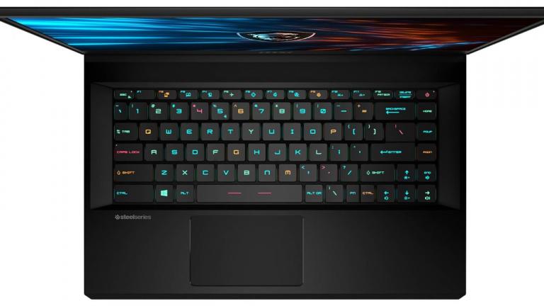 French Days : Le prix de ce PC portable MSI avec RTX 3080 est en baisse de 700€ !
