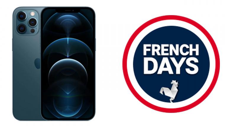 French Days : 300€ de réduction sur l'iPhone 12 Pro Max d'Apple !