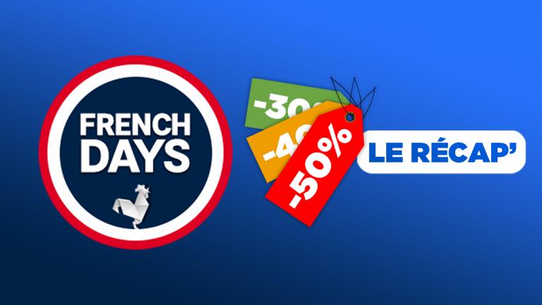 French Days : Top des promos qu'il ne fallait pas louper ce vendredi 24 septembre
