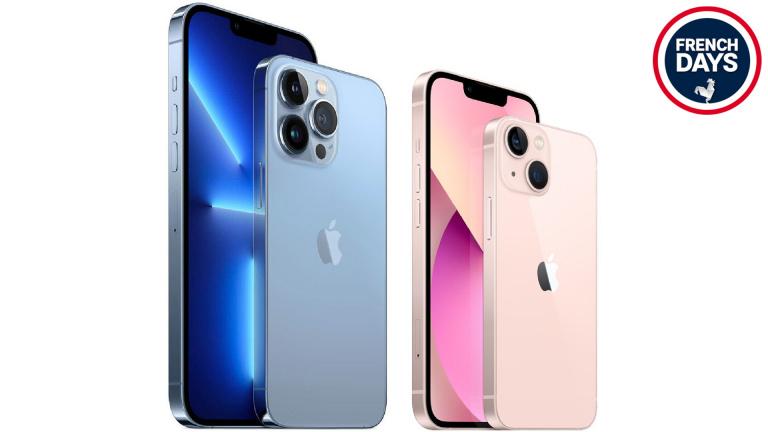 French Days : l'iPhone 13 déjà en promotion !