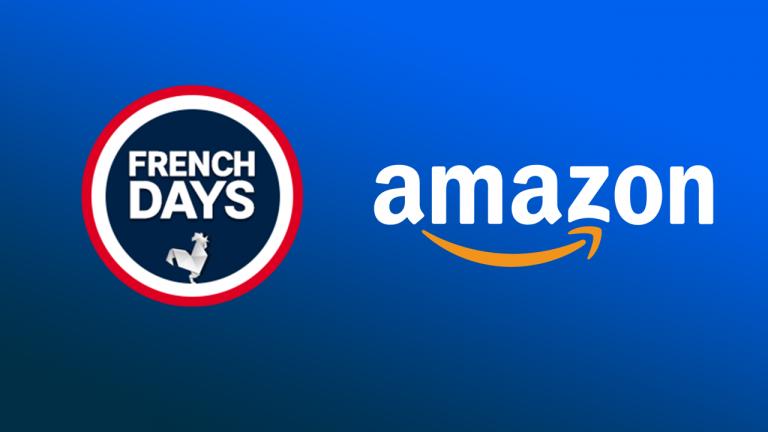 Amazon casse les prix de 15 produits pour les French Days !