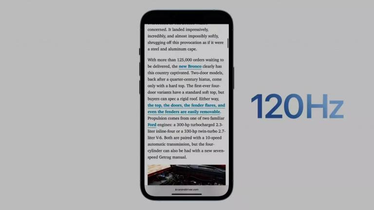 Test de l'iPhone 13 Pro : le meilleur smartphone d'Apple, tout simplement