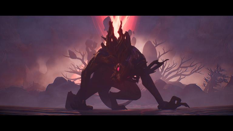 Boss final : combat contre le Dieu des Rots