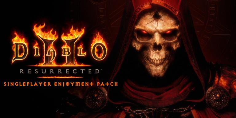 Diablo 2 Resurrected : le mod indispensable pour le rendre beaucoup plus agréable (en solo)