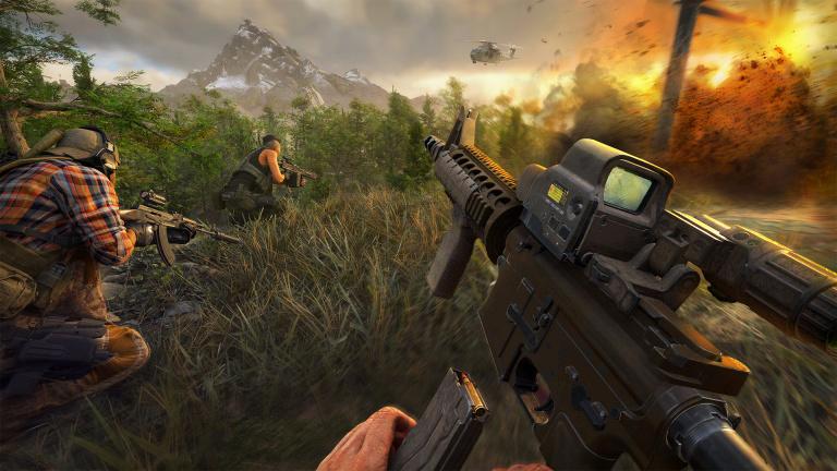 Ubisoft annonce un nouveau Ghost Recon 100 % multijoueur