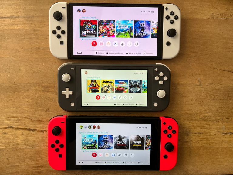 Test de la Switch OLED : la version ultime de la console de Nintendo ?