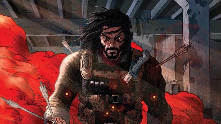 BRZRKR : Keanu Reeves donne des nouvelles de l'adaptation Netflix de son comics
