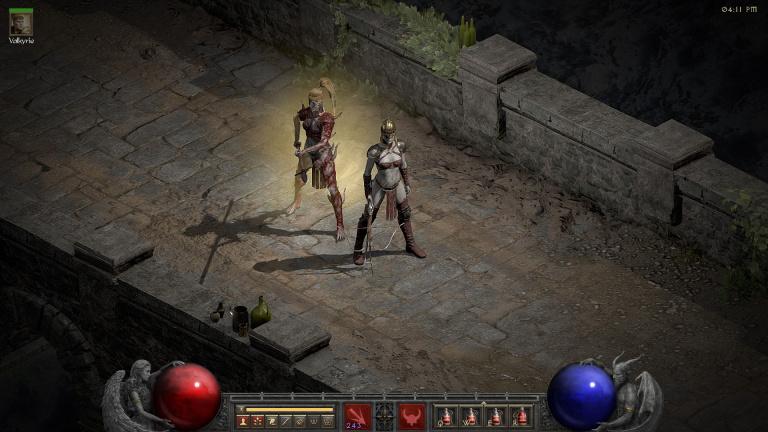 Diablo II Resurrected : un mod plein de corruption vous permet de transformer votre Amazone