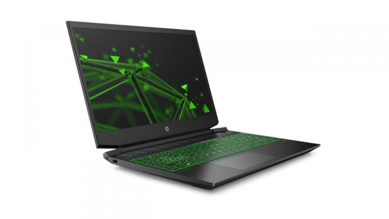 Un PC portable gamer de chez HP à 585€ !