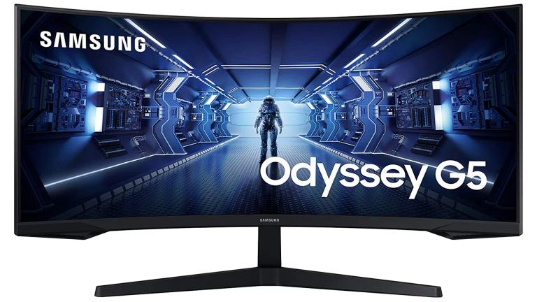 L'écran PC gamer ultra large Samsung 34 pouces 165Hz en promotion