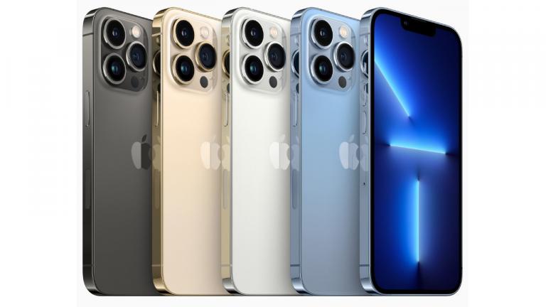 Obtenez l'iPhone 13 Pro Max pour 801€ seulement !