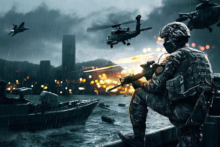 Battlefield 2042 : un bug de grappin permet de se déplacer à la vitesse de la lumière !