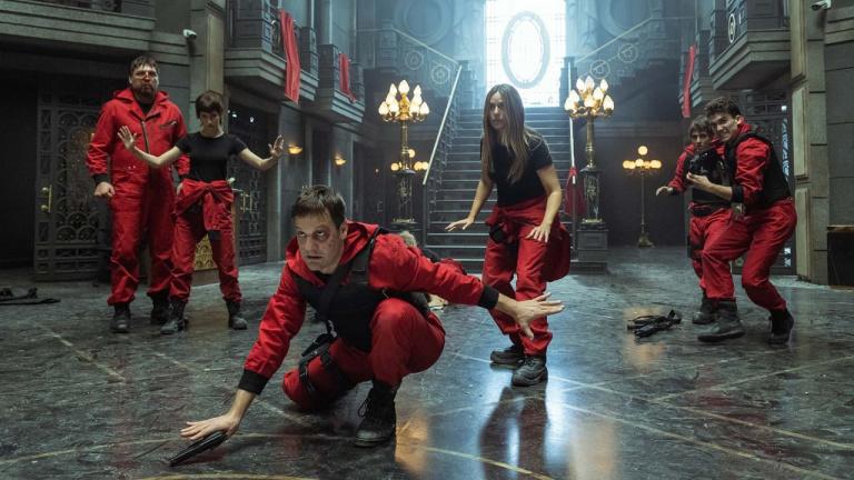 La Casa de Papel (Netflix) : La tension monte d'un cran pour le Volume 2 de la saison 5 !