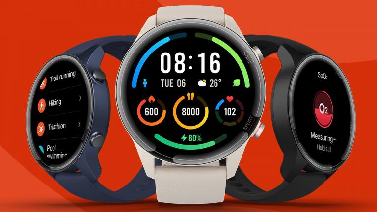 La montre connectée Xiaomi Mi Watch enfin en promotion