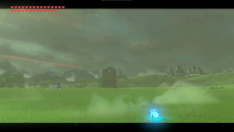 Zelda Breath of the Wild, vue FPS : jouer à la 1ère personne, c'est possible, et facile ! Voici comment