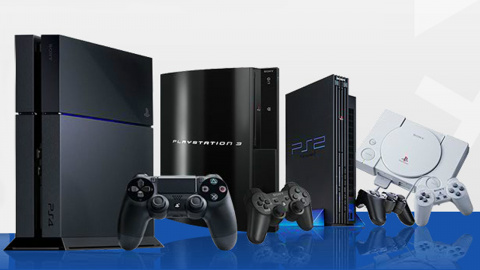 Jaquette de 1994-2014 : 20 ans de PlayStation