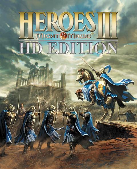 test du jeu heroes of might magic iii hd edition sur pc. Black Bedroom Furniture Sets. Home Design Ideas
