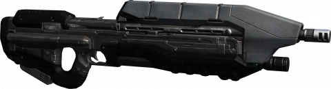 Le fusil d'assaut