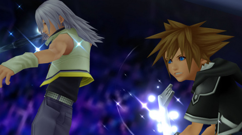 Jaquette de Kingdom Hearts HD 2.5 ReMIX sur PS3