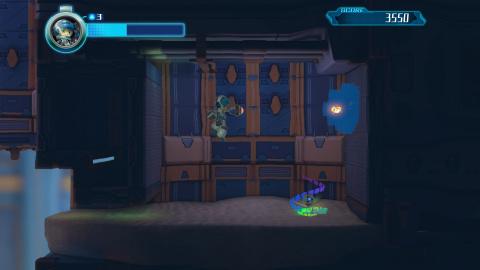 Mighty N°9 : Peut-on revigorer un gameplay d'antan ? Possible... - gamescom 2015